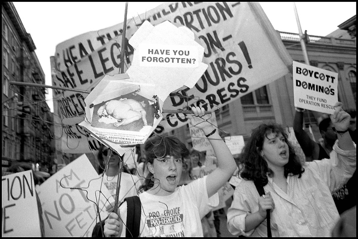 Abortion Rights Photo